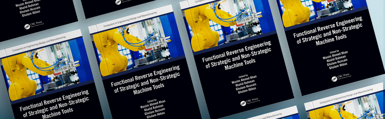 A NEW PUBLICATION FEATURING COLLABORATIVE WORK COMPLETED BY OUR MECHANICAL ENGINEERING STUDENTS